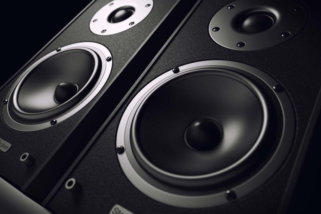 Soundanlage DJ